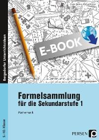 Cover Formelsammlung für die Sekundarstufe 1