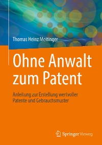 Cover Ohne Anwalt zum Patent