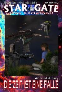 Cover STAR GATE – Staffel 2 – 019-020: Die Zeit ist eine Falle