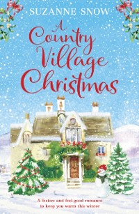 Cover Country Village Christmas