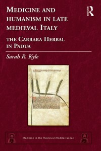 Cover Medicine and Humanism in Late Medieval Italy