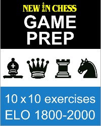 Cover New In Chess Gameprep Elo 1800-2000