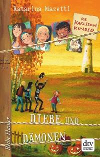 Cover Die Karlsson-Kinder (4) Diebe und Dämonen
