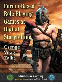 Cover Forum-Based Role Playing Games as Digital Storytelling