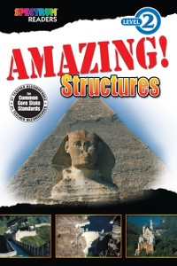 Cover Amazing! Structures