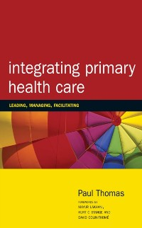 Cover Integrating Primary Healthcare
