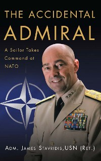 Cover The Accidental Admiral