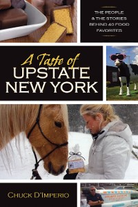 Cover A Taste of Upstate New York