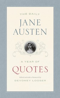 Cover Daily Jane Austen