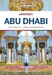 Cover Lonely Planet Pocket Abu Dhabi