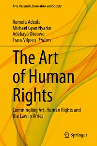 Cover The Art of Human Rights