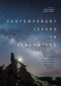 Cover Contemporary Issues in Accounting
