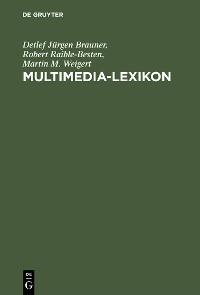 Cover Multimedia-Lexikon