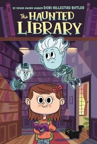 Cover Haunted Library #1