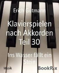 Cover Klavierspielen nach Akkorden Teil 30