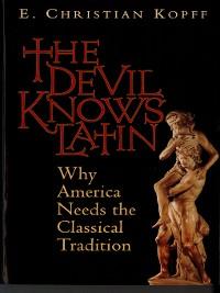 Cover Devil Knows Latin