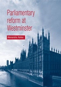 Cover Parliamentary reform at Westminster