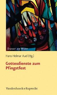 Cover Gottesdienste zum Pfingstfest