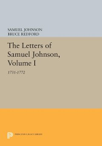 Cover The Letters of Samuel Johnson, Volume I