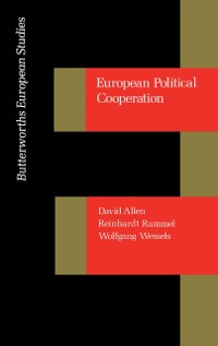 Cover European Political Cooperation