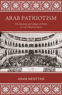 Cover Arab Patriotism