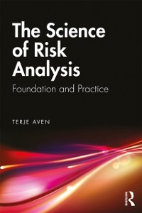Cover Science of Risk Analysis