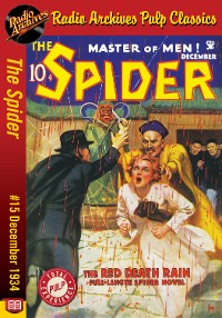 Cover The Spider eBook #15