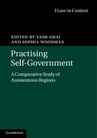 Cover Practising Self-Government