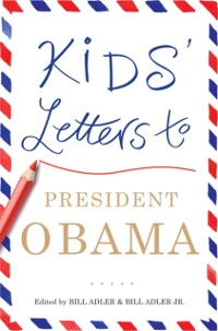 Cover Kids' Letters to President Obama