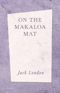 Cover On The Makaloa Mat