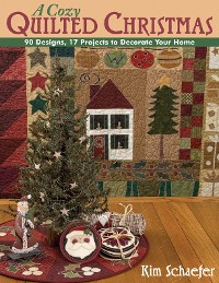 Cover Cozy Quilted Christmas