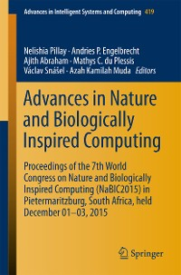 Cover Advances in Nature and Biologically Inspired Computing