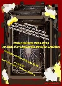 Cover Dinanimismo 2009-2019 10 anni di avanguardia poetico-artistica
