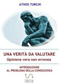 Cover Una verità da valutare: opinione vera non erronea