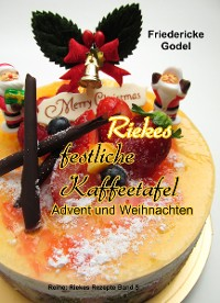 Cover Riekes festliche Kaffeetafel