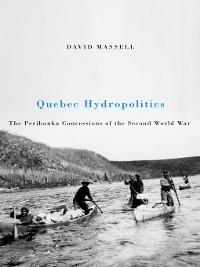 Cover Quebec Hydropolitics