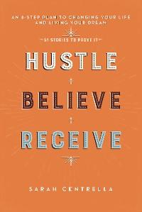 Cover Hustle Believe Receive