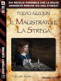 Cover Il magistrato e la strega
