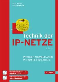 Cover Technik der IP-Netze
