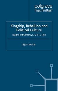 Cover Kingship, Rebellion and Political Culture