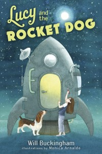 Cover Lucy and the Rocket Dog