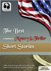 Cover The Best American Mystery & Thriller Short Stories