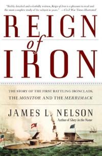 Cover Reign of Iron