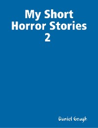Cover My Short Horror Stories 2