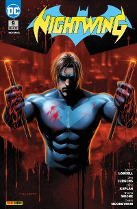 Cover Nightwing, Band  9