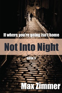 Cover Not into Night