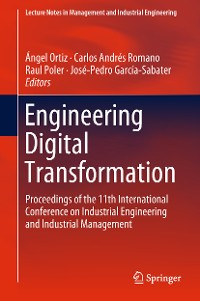 Cover Engineering Digital Transformation