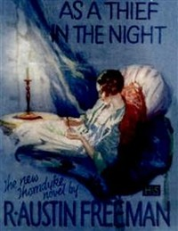 Cover As a Thief in the Night