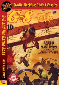 Cover G-8 and His Battle Aces #97 April 1942 R