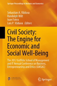 Cover Civil Society: The Engine for Economic and Social Well-Being